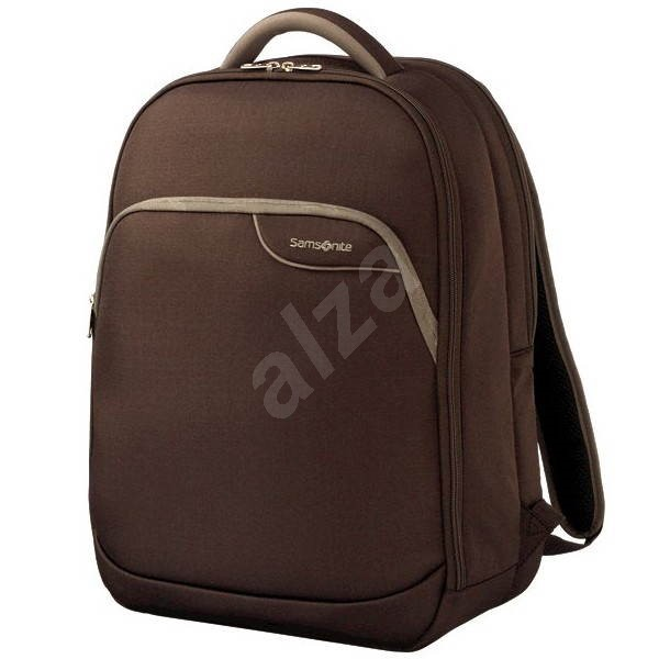 "Samsonite Monaco ICT Backpack 16"" brown - Laptop Bag"
