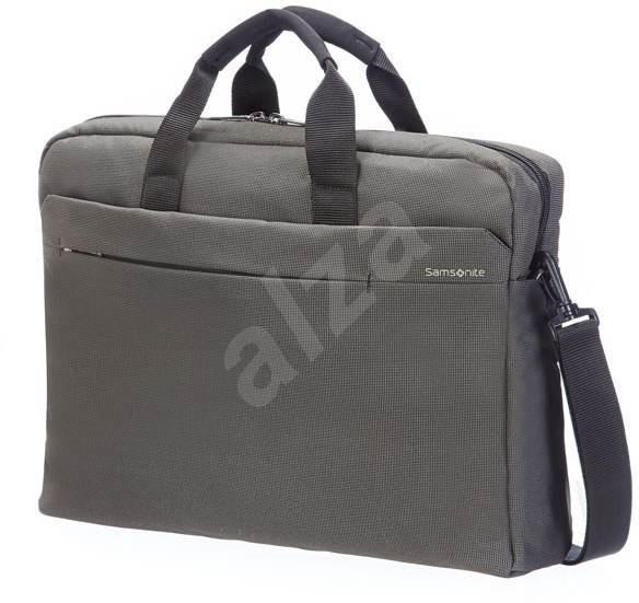 "Samsonite Network 2 Laptop Bag 17.3"" grey - Laptop Bag"