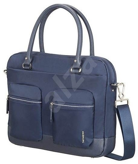 "Samsonite Move Pro Bailhandle 14.1"" Dark Blue - Laptop Bag"