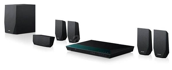 Sony BDV-E2100 - Blu-ray Home Cinema System
