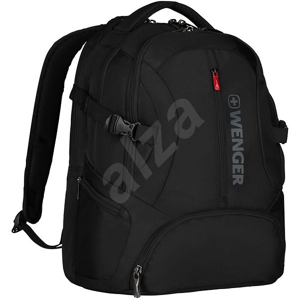 "WENGER Transit 16"" black - Laptop Backpack"