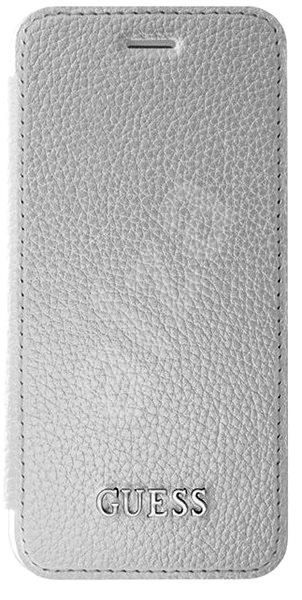 cheap for discount a1335 4400c Guess IriDescent Book Silver for Apple iPhone 7 Plus - Mobile Phone ...
