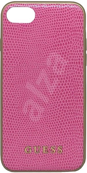 Guess Python for Apple iPhone 7 8 Pink - Protective Case  d3d2e588878