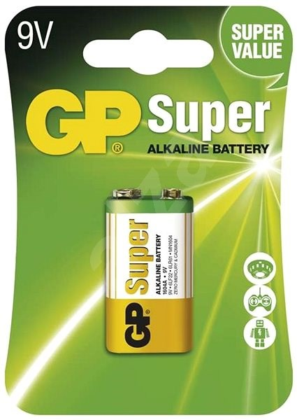 GP Super 6LP3146 (1604) 1pc in blister - Disposable batteries