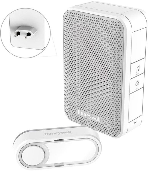 Honeywell DC311EP2 Series 3 - Doorbell