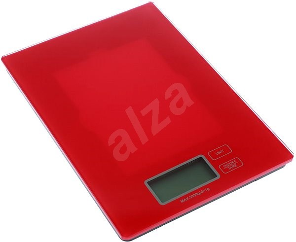 Emos TY3101R - Kitchen Scale