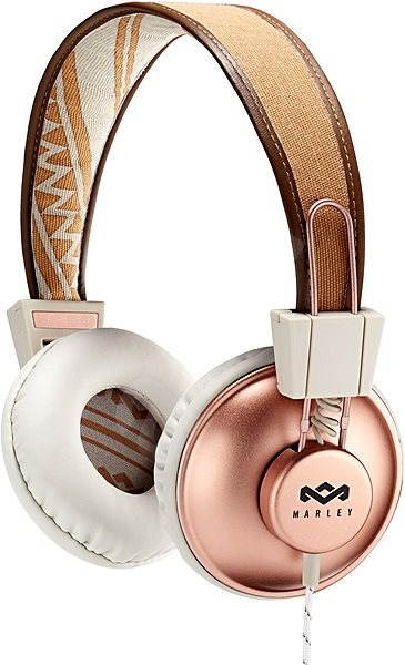 House of Marley Positive Vibration - copper - Headphones