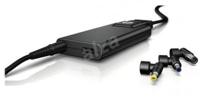 HP 65W Slim with USB AC Adapter - Power Adapter