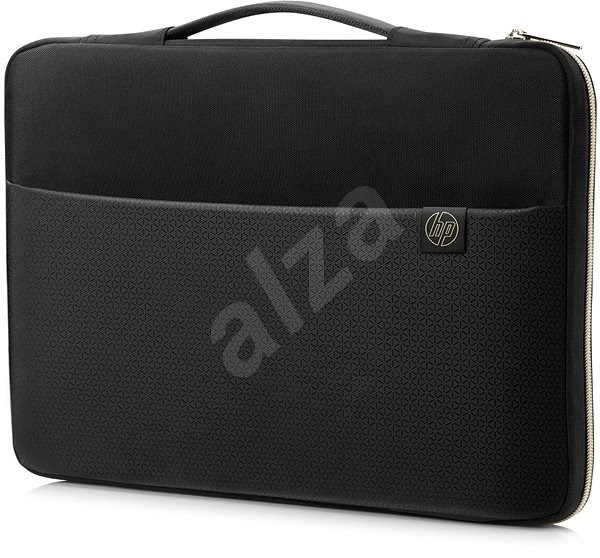 "HP Carry Sleeve Black/Gold 14"" - Laptop Case"