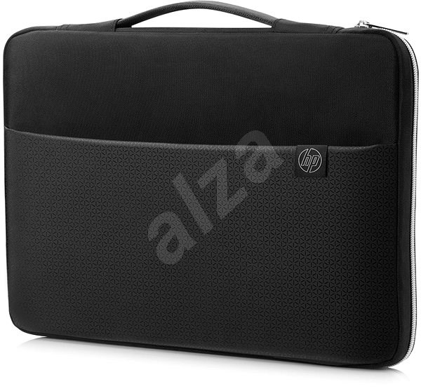"""HP Carry Sleeve Black/Silver 14"""" - Laptop Case"""