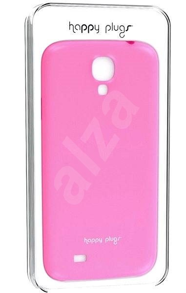 Happy Plugs Ultra Thin Galaxy S4 Case Pink - Protective Case