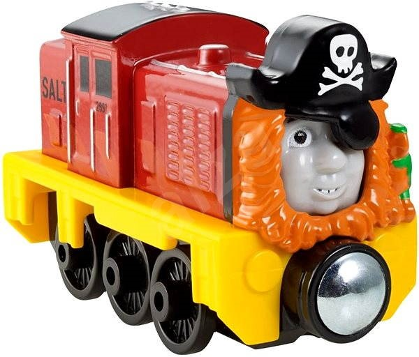 Mattel Thomas the Tank Engine - small metal contraption Pirate Salty - Train