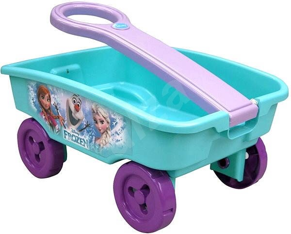Trolley with the rustle Ice kingdom - Bike Trailer