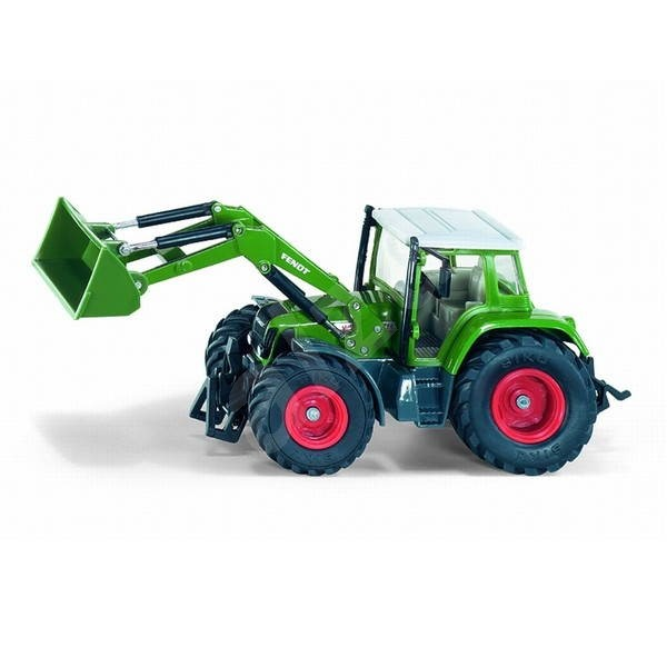 Siku Farmer - Fendt tractor with a blade loader - Toy Vehicle