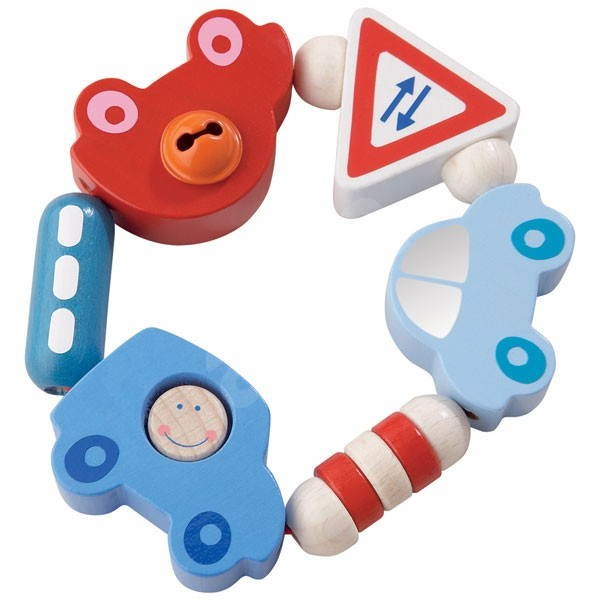 Toot-toot rattle - Baby Rattle