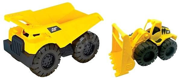 CAT Truck loader - Toy Vehicle