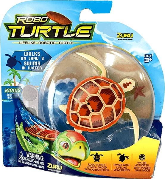 Epline Robo Turtle - Water Toy
