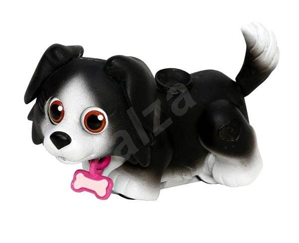 Epline Pet Parade 1 black pet dog - Toy animal