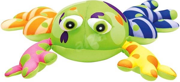 Bino Frog Multicoloured - Plush Toy