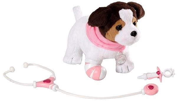 Baby Born - Sick Puppy  - Toy animal