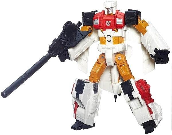 Transformers - Transformer with accessories and spare equipment Silverbolt - Figure