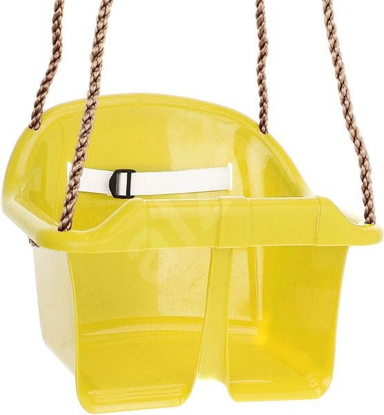CUBS Basic plastic swing - yellow - Swing