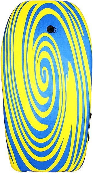 Bodyboard blue-yellow - Bodyboard