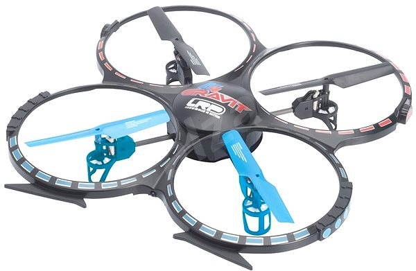 LRP Quadrocopter H4 Gravit with HD Camera - Drone