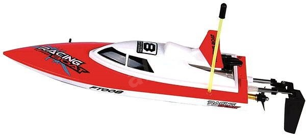 RC Boat 280 Red - RC Model
