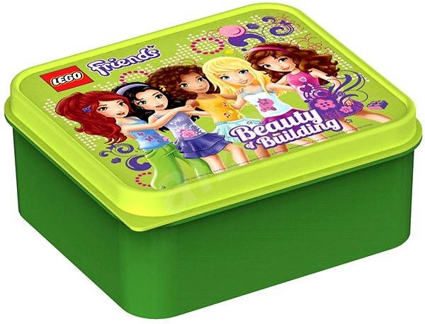LEGO Friends Box for a snack - light-green - Snack box