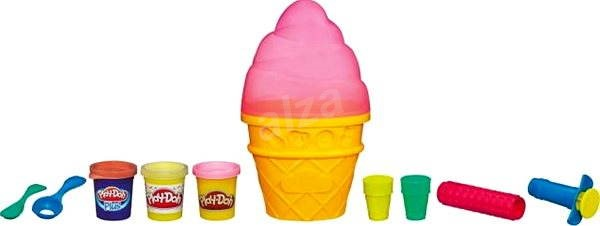Play-Doh - Modeling set in cone  -