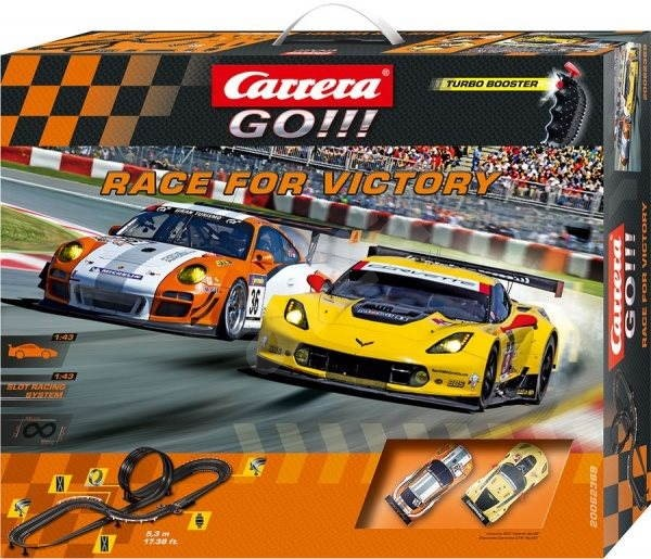Carrera GO - Race for Victory - Slot Car Track