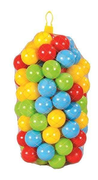 JAKU Bag of Balls 50 pcs (7cm) - Game set
