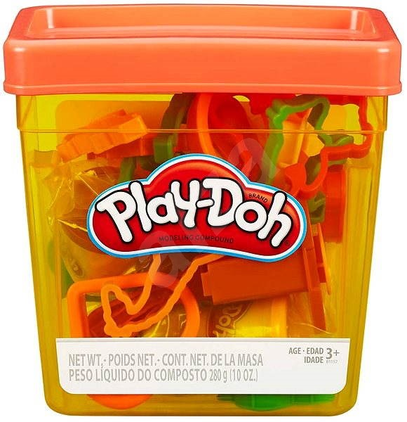 Play-Doh - Big box with modelina and cutters - Creative Kit