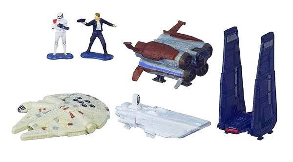 Star Wars - Deluxe Vehicle Pack Space Pursuit - Game Set