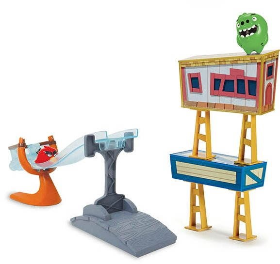 Angry Birds - Playing Set Track - Game set