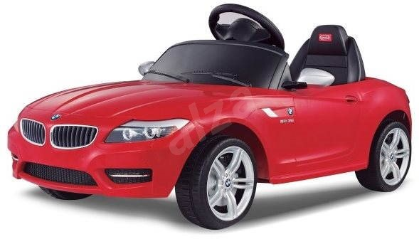 Electric car BMW Z4 red - Electric Vehicle