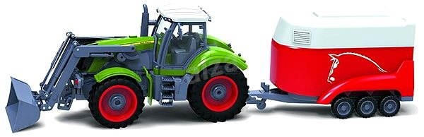 BRC 28611 Farm Tractor with horse trailer - RC Model