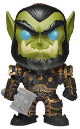FUNKY POP Games World of Warcraft - Thrall - Figurine