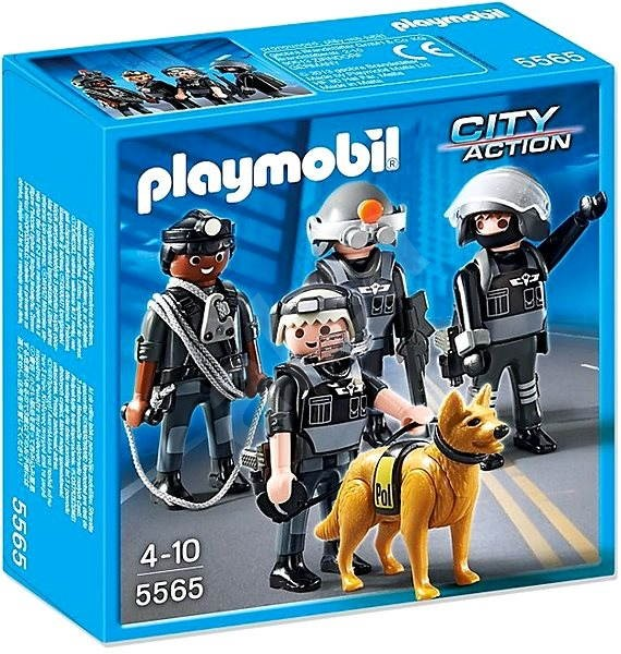 Playmobil 5565 Emergency unit - Building Kit