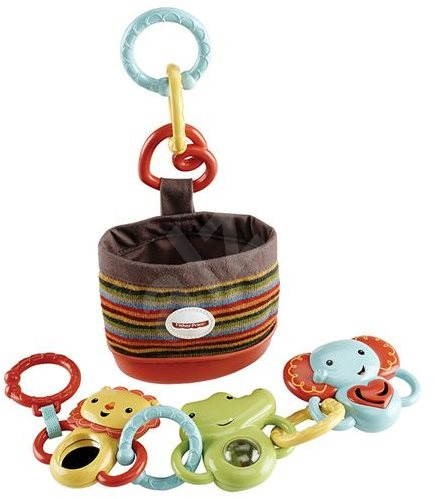 Fisher-Price - Set of rattles - Baby Rattle