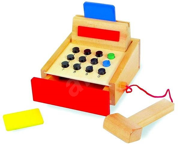 Baby wooden box office - Game set