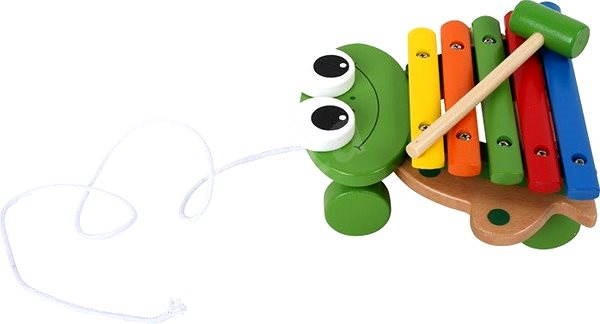 Xylophone frog - Musical Toy