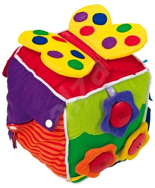 Cube for babies - Educational toy