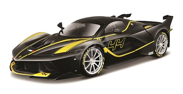Bburago Ferrari FXX K yellow - Model