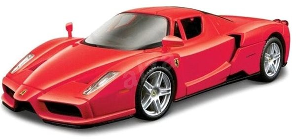 Bburago Ferrari folding metal - Model