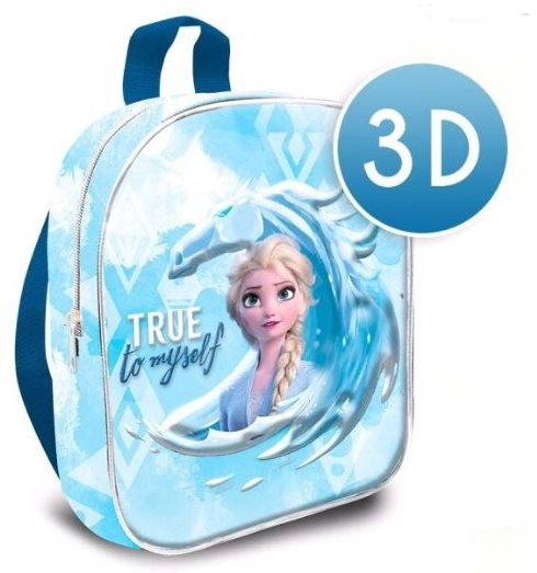 Kids Euroswan 3D Children's backpack - Frozen II - Children's Backpack