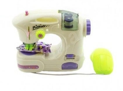 Teddies Sewing Machine - Game set