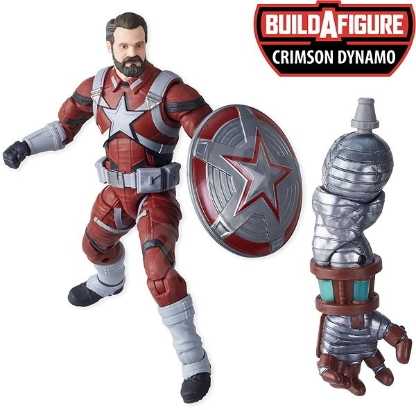 Avengers collectible line Legends Red Guardian - Figure