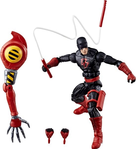 Spiderman Collectible Series Legends Daredevil - Figure